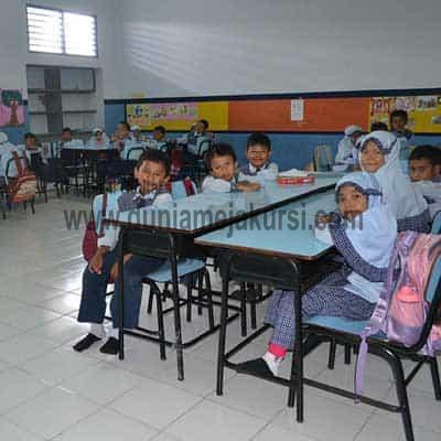 garansi meja sekolah modern