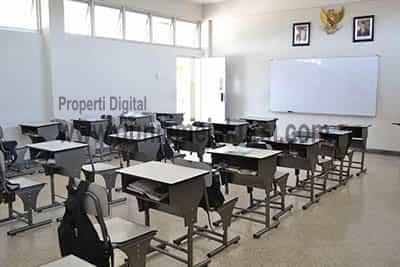 ruang kelas kondusif